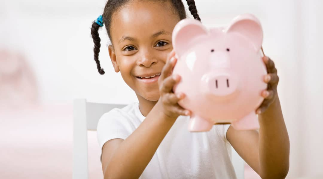 Teach kids about money. Financial literacy. Kids and money.