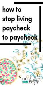 Are you sick of living paycheck to paycheck? If so, this is by far the best strategy to get out of the cycle of waiting for your next paycheck.