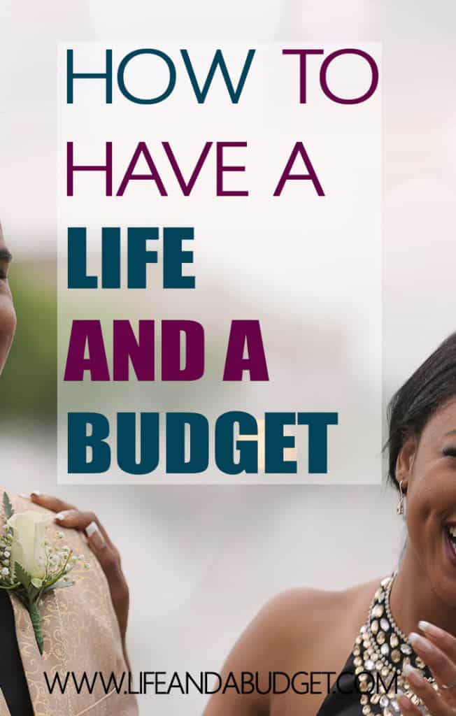 Having a budget shouldn't be equated with living an unfulfilling life — in fact, quite the opposite is true. Using a budget helps you take control over a resource that is intended to fulfill your needs and wants. If done correctly, a budget should compliment your life.