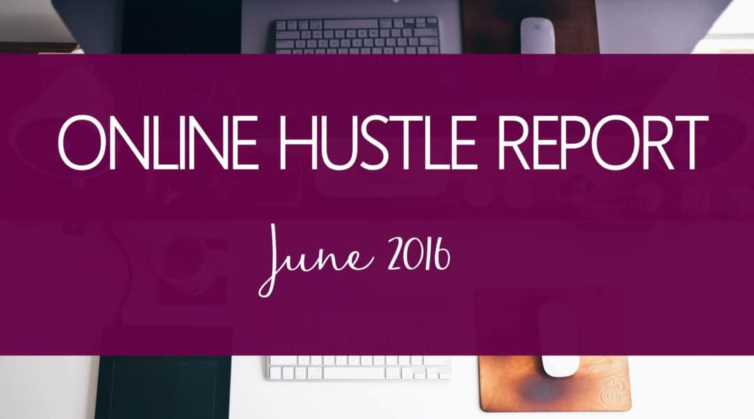 Do you really think it's impossible to earn an income online? Well, it's not. Check out my online hustle report for May and learn some of my strategies for dealing with disappointing results. Every month might not be the best month, but when you're hustling, all money is good money! Don't miss this read, click over to see how you can earn an income online.