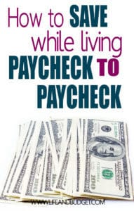 It's hard trying to save money when you're already living paycheck to paycheck. This article provides reasonable solutions to help you overcome the cycle of living paycheck to paycheck. Read and save for reference. You'll be glad you did.