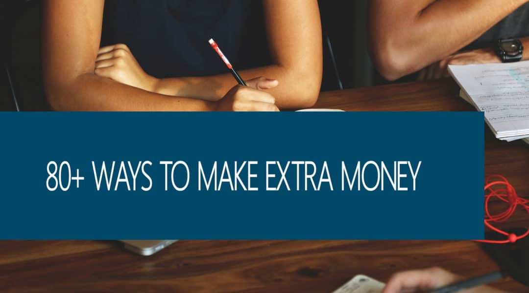 Regardless of the amount of time you have for more work, there are many ways to make extra money. Here are 89 ways for you to make extra money starting today. Read now and start hustling!