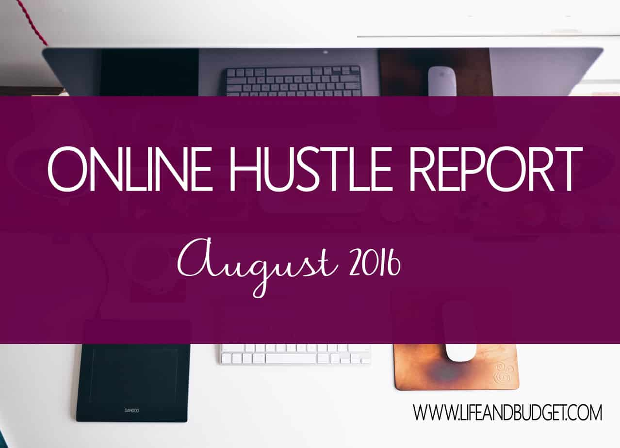 The 1st Life and a Budget Blog Income Report and Updates