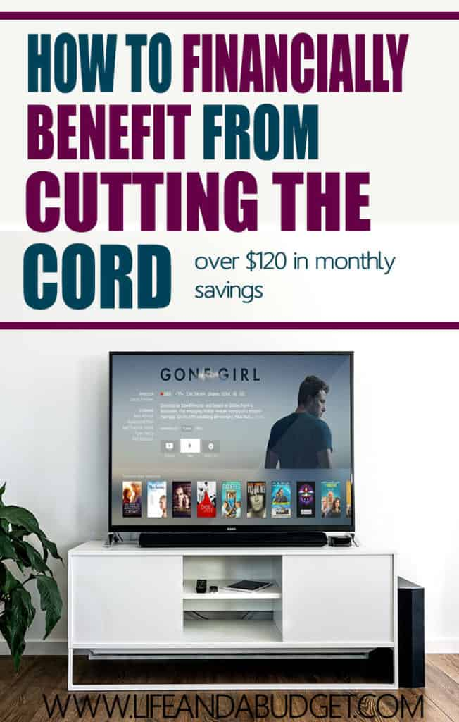 If you're finding trouble saving to get ahead, could cutting cable help you get your money right? Yes it can and this article shows you how!