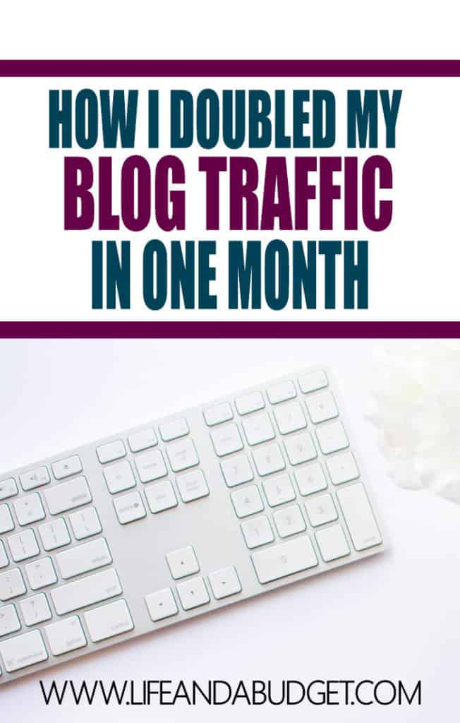If you want to know how to drive traffic to your blog, you need to learn how to use Pinterest the right way. I doubled my blog traffic within one month of taking this course.