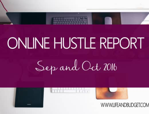 Want to know how bloggers make money online? Check out this blog income report.