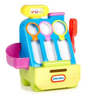 little tykes count n play cash register gift guide for kids