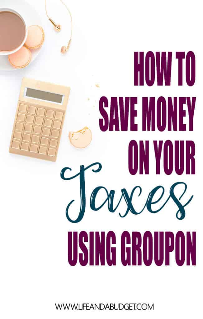Save money on your tax filing using Groupon. Groupon | Coupons | Deals |