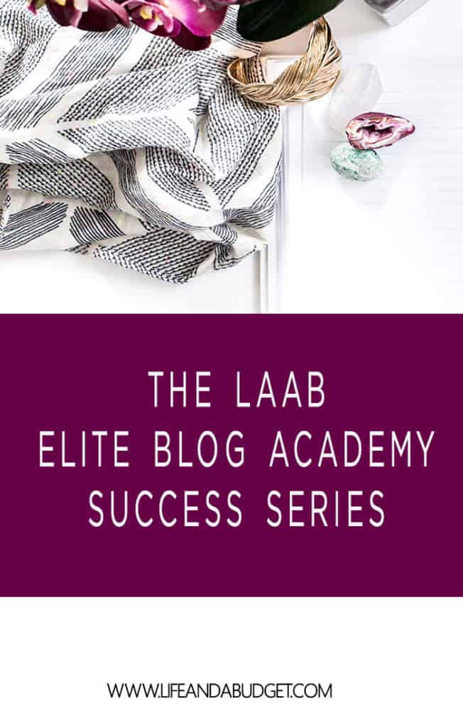 Join this blogger's progress as she navigates through the Elite Blog Academy and provides a comprehensive review on how it could possibly help you too.