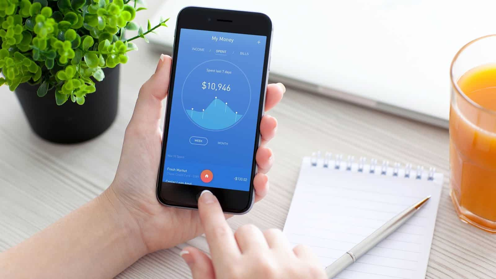 cut monthly expenses with Squeeze App
