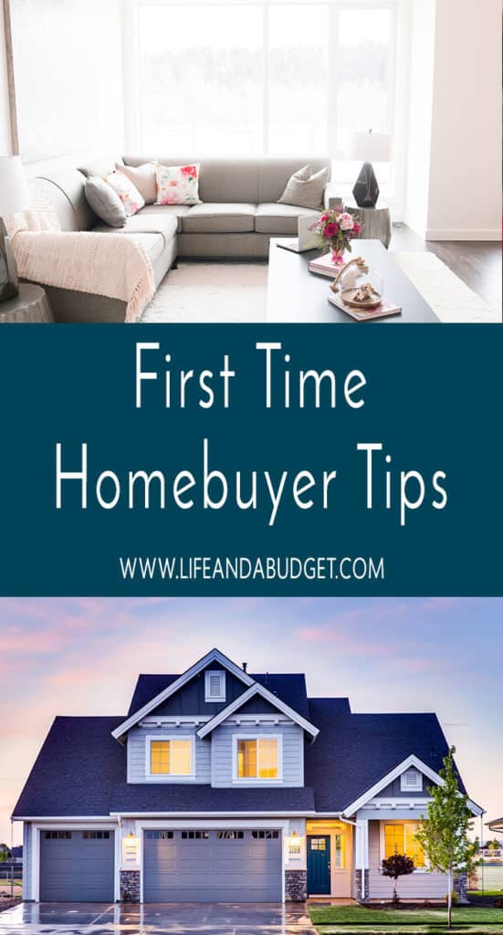 Here is a first time homebuyer checklist and tips to help guide you on buying a new home.