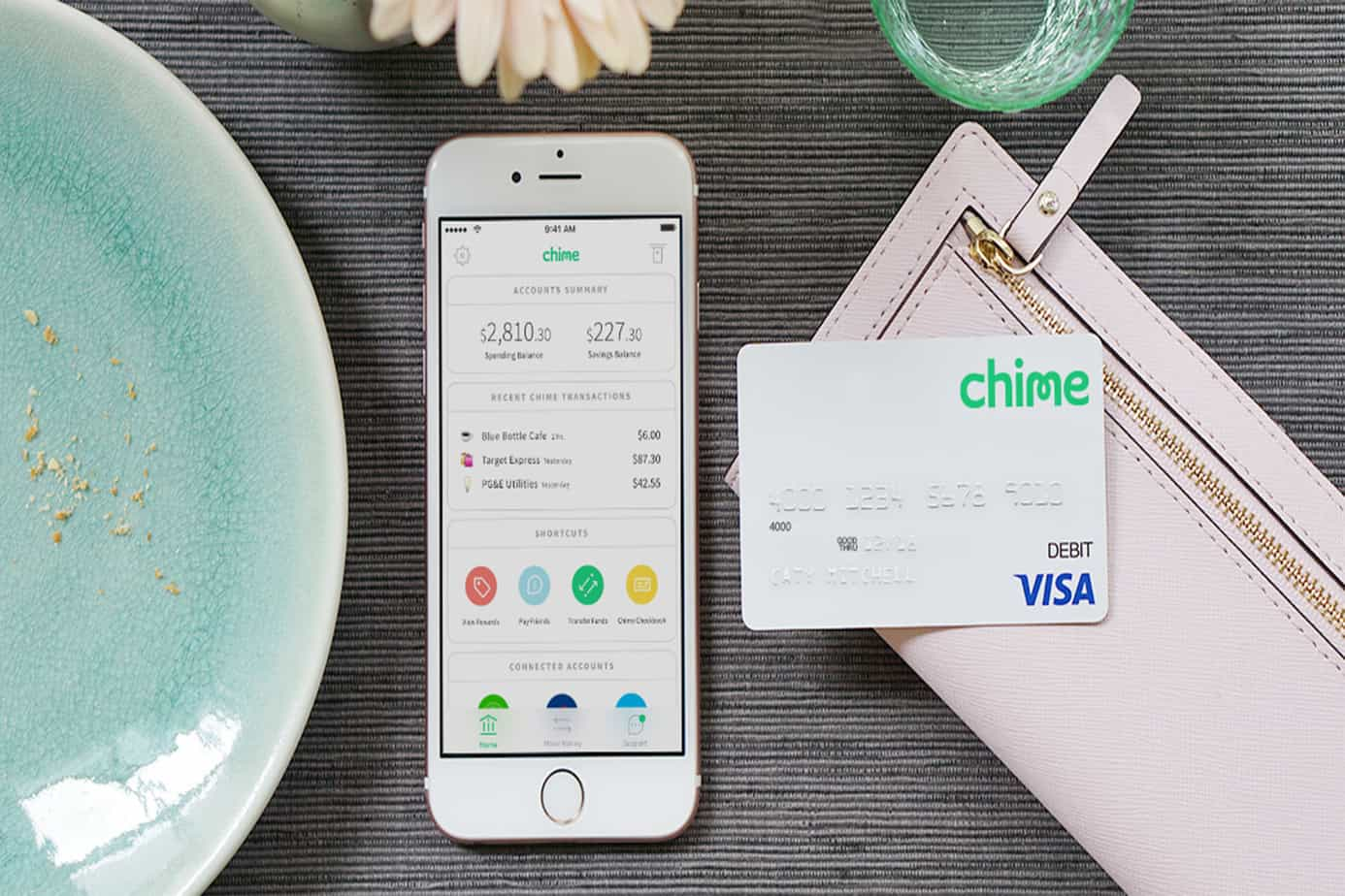 Chime Bank: Get Paid Early and Get Paid to Save