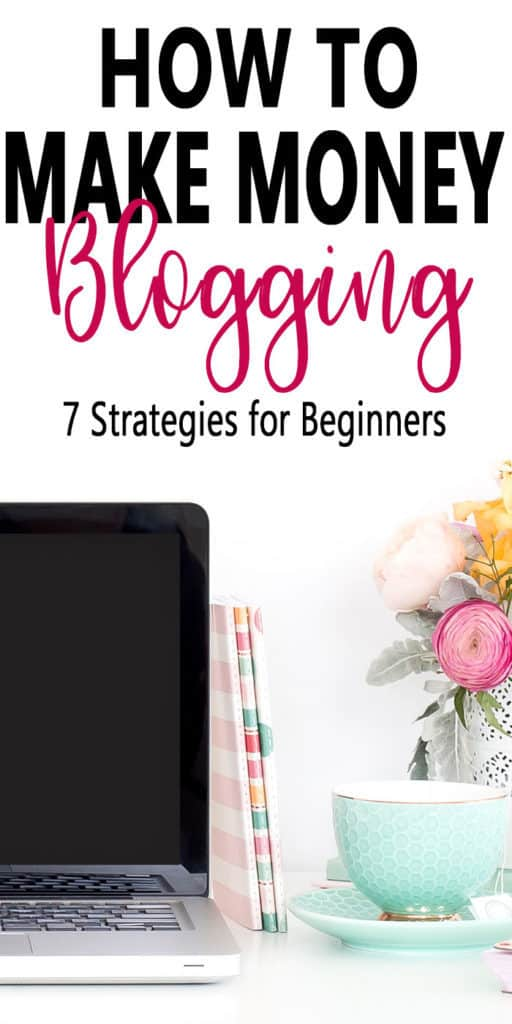 Make money blogging 7 ways to earn more with your blog for How to build a blog