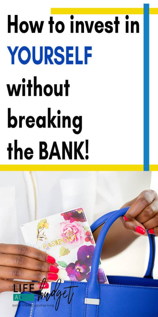 If you need to invest in yourself, here are 5 ways you can do it that won't break the bank!