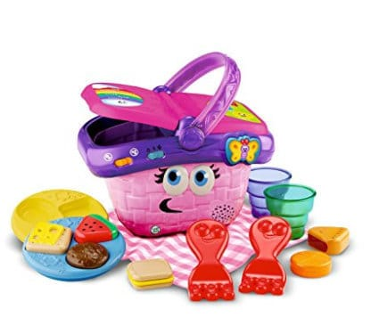 leapfrog shapes and sharing basket