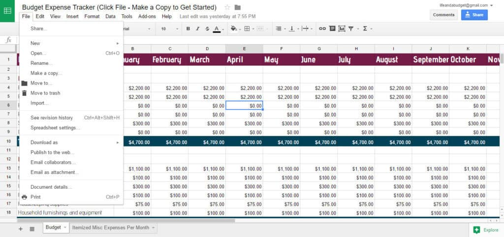 free budget spreadsheet template-file-make-copy-screenshot