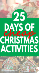 looking for cheap and fun things to do as a family for christmas here are