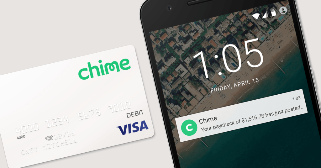Chime Bank: Get Paid Early and Get Paid to Save - Life and a
