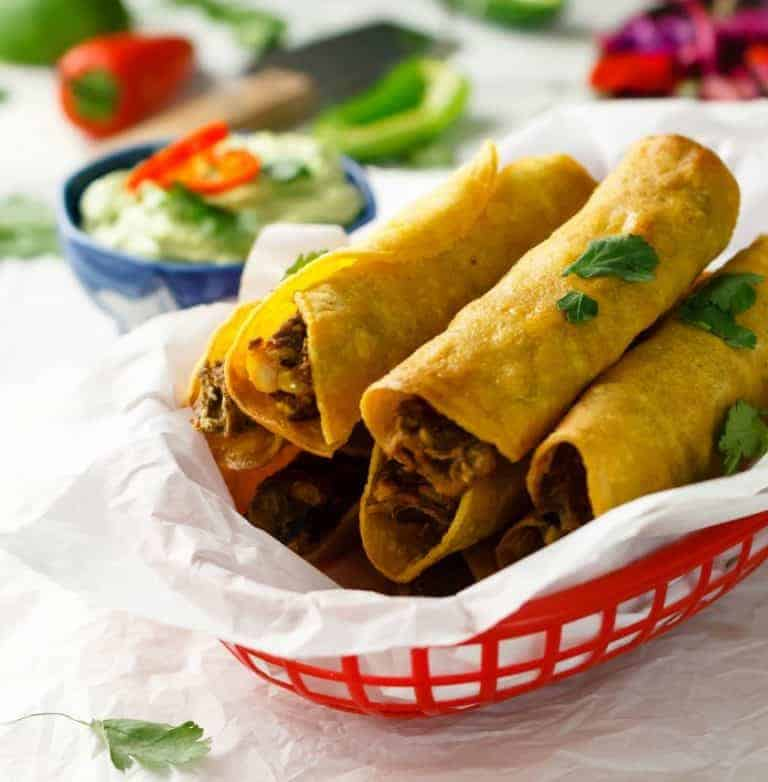 easy 3 ingredient taquitos meatless meals on a budget