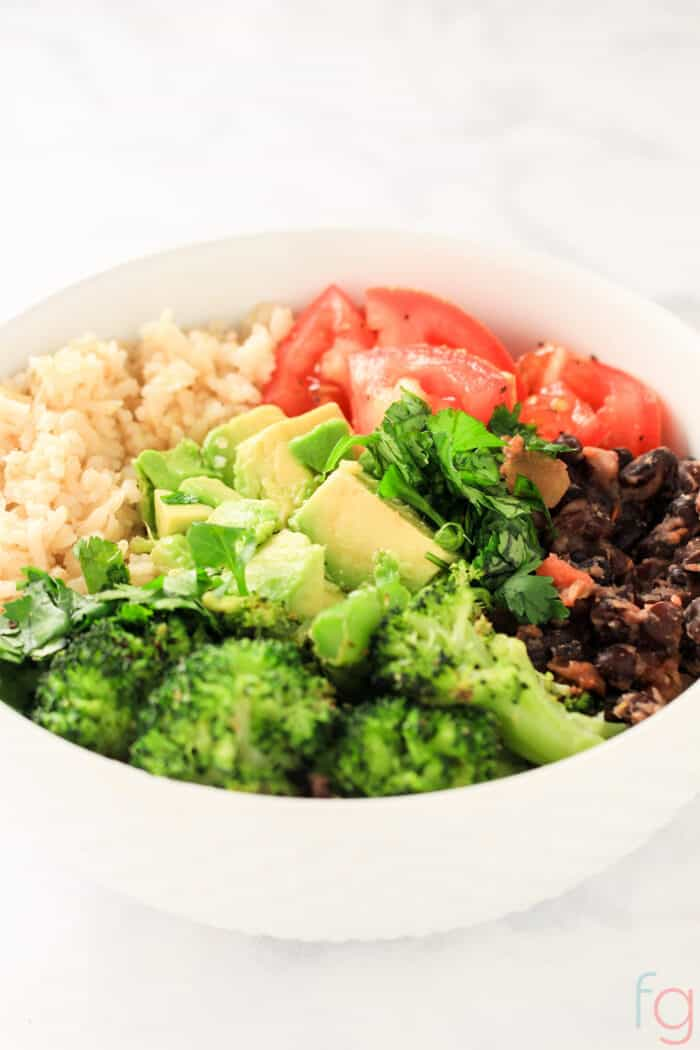 quick and easy buddha bowl meatless meals on a budget