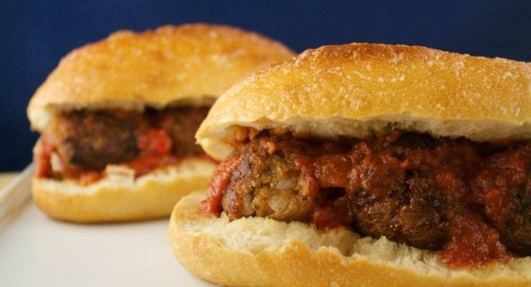 vegan meatball sub meatless meals on a budget