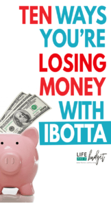 If you're not using Ibotta, you're losing money. If you are and you're not following these tips to score extra cashback and bonuses, you're losing money. Read this to learn everything you need to do to earn more money using Ibotta!
