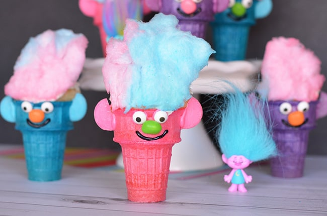 troll cupcakes craft create cook