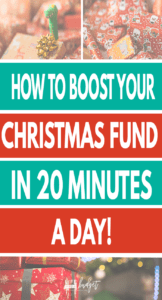 heres how you can earn money for christmas gifts this year have a debt