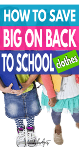 b04c631c8925 15 of The Best Tips to Save on Back to School Clothes - Life and a ...