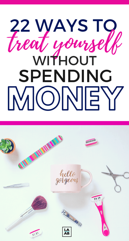 Are you looking for some self-care ideas so you can treat yourself without spending a lot of money? If so, here are some easy tips that will help you save your money and treat yo-self on a budget. #selfcare #selfcareideas #treatyoself #treatyourself #frugal