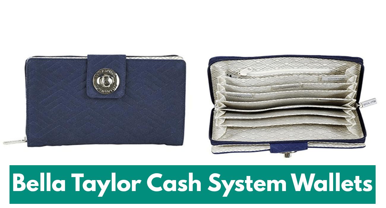 Bella Taylor Cash System Wallets cash envelope wallet 3