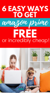 6 of the Best Ways to Score Amazon Prime at a Discount - Life and a