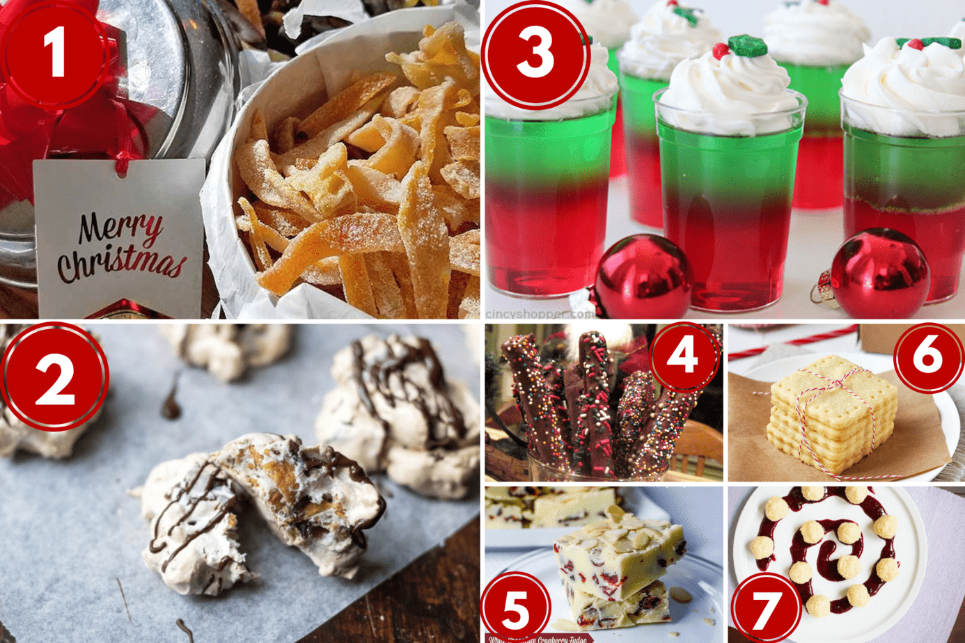 cheap christmas party candy snack ideas
