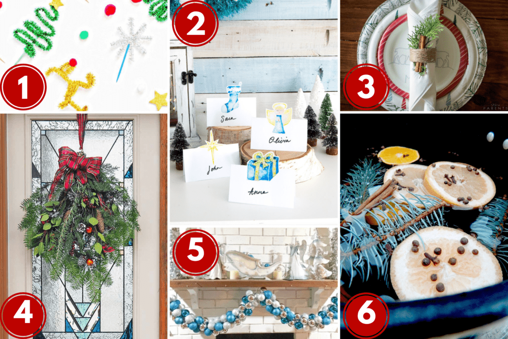 if you want to throw a christmas party on the cheap here are frugal - Christmas Party Decorations On A Budget