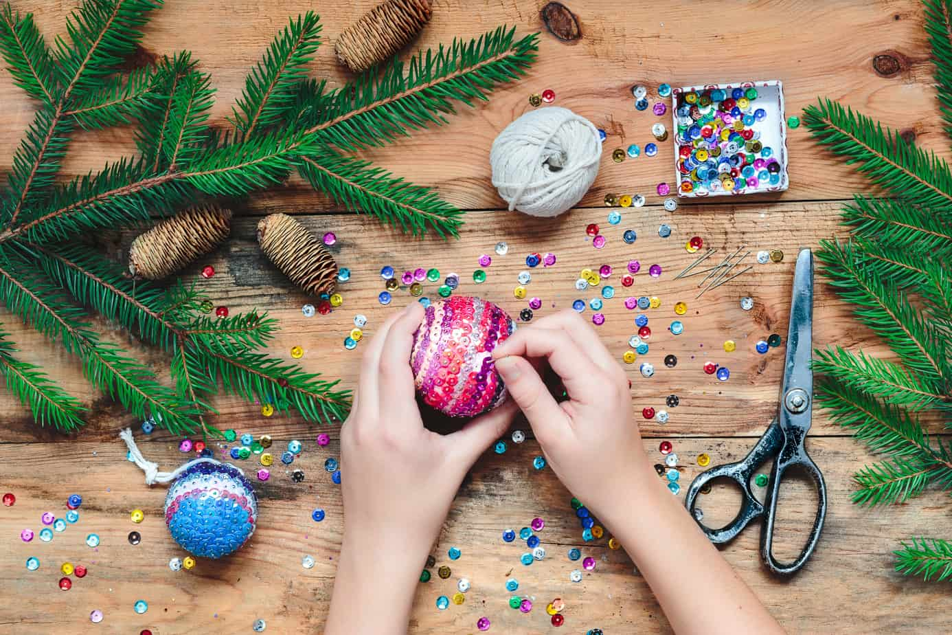 30 christmas ornaments to make and sell life and a budget christmas ornaments to make and sell